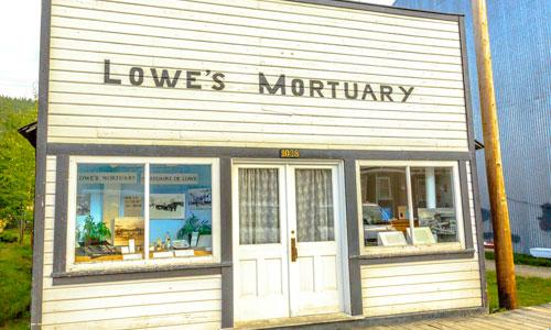 Lowe's Mortuary